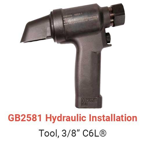GB2581 Hydraulic Installation Tool