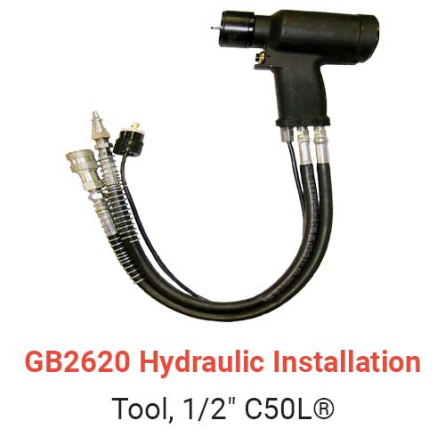 GB2620 Hydraulic Installation Tool