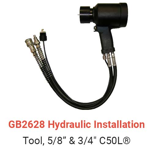 GB2628 Hydraulic Installation Tool