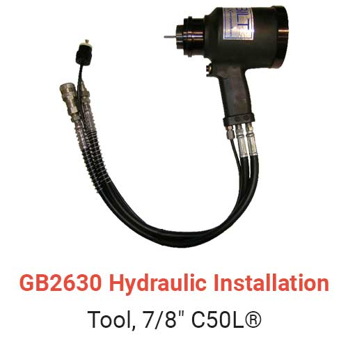 GB2630 Hydraulic Installation Tool