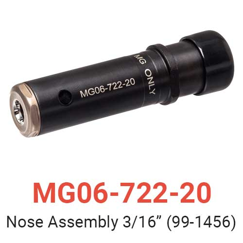 MG06-722-20 Nose Assembly, Multi-Grip