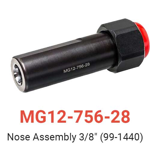 MG12-756-28 Nose Assembly, Multi-Grip