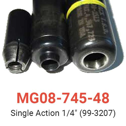 MG08-745-48 Nose Assembly, Multi-Grip